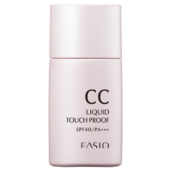 CC リキッド タッチプルーフ / SPF40 / PA+++ / 明るい肌色・01 / 30mL