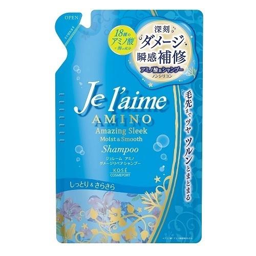 アミノ ダメージリペア シャンプー モイスト&スムース / シャンプー(詰替) / 400mL