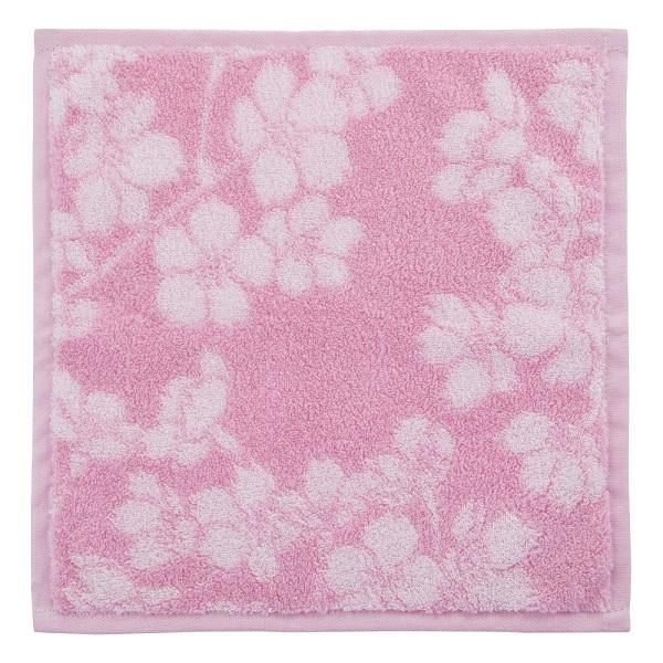 桜ほの香 チーフタオル / 約25×25cm