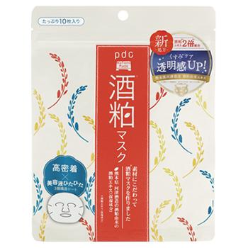 ワフードメイド 酒粕マスク / 10枚