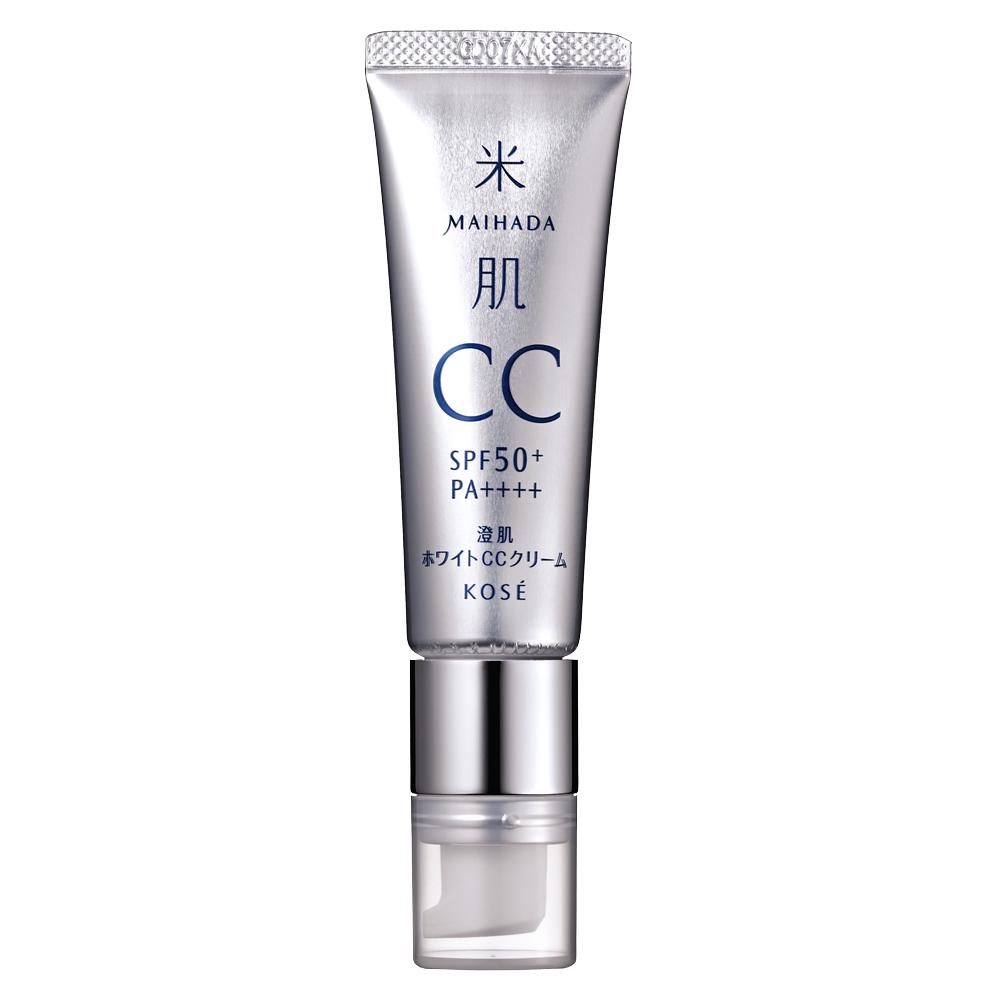 澄肌ホワイトCCクリーム / 本体 / 01 普通の明るさの自然な肌色 / 30mL / 無香料