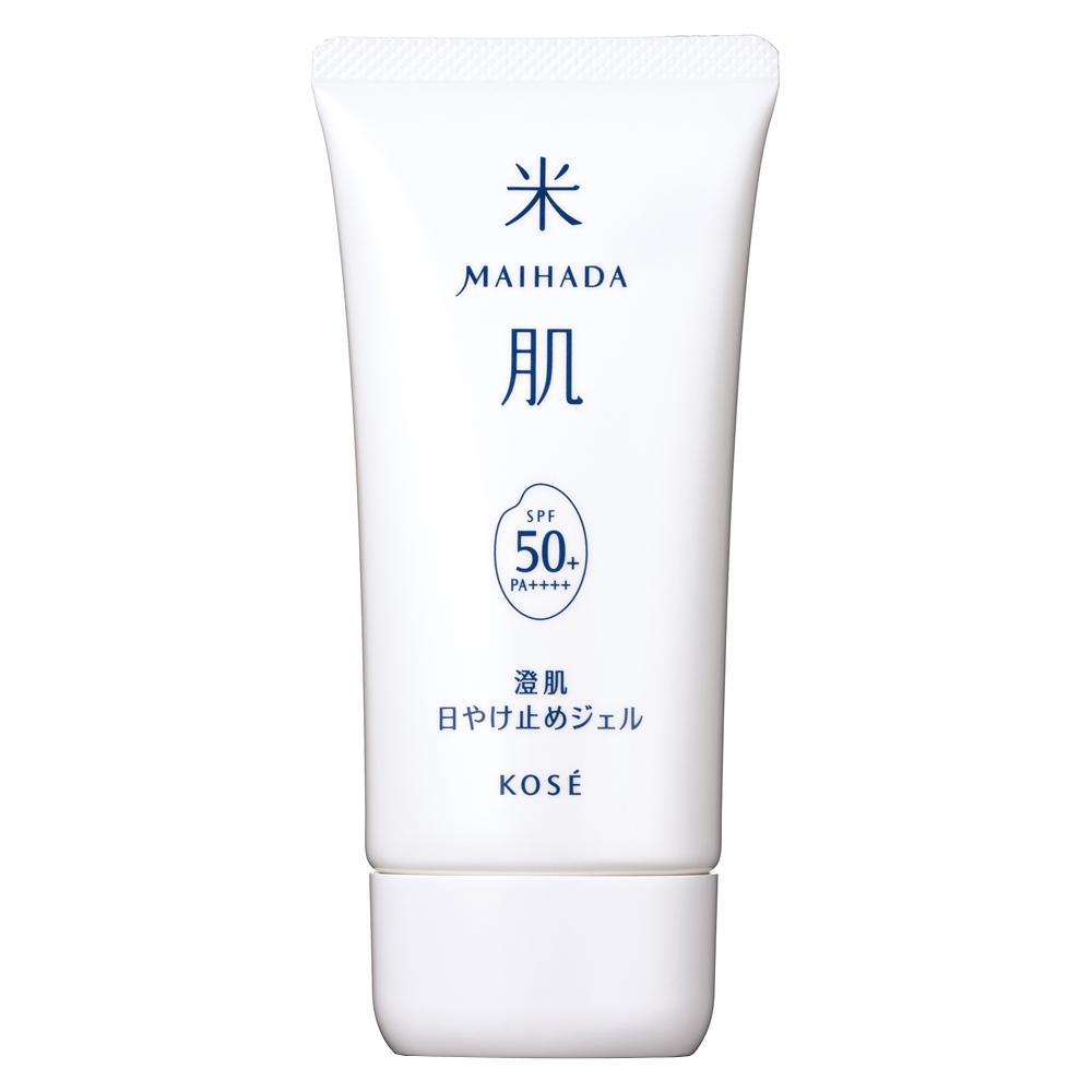 澄肌日やけ止めジェル / 本体 / 80g / 無香料