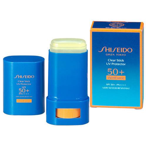 サンケア クリアスティック UVプロテクター / SPF50+ / PA++++ / 15g