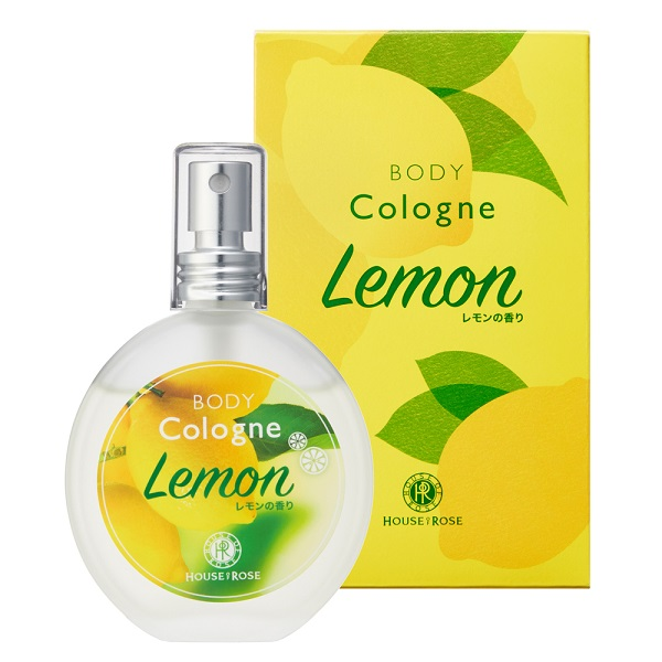 ボディコロン LM (レモンの香り) / 本体 / 45mL / レモンの香り