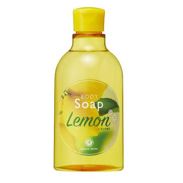 ボディソープ LM (レモンの香り) / 本体 / 300mL / レモンの香り