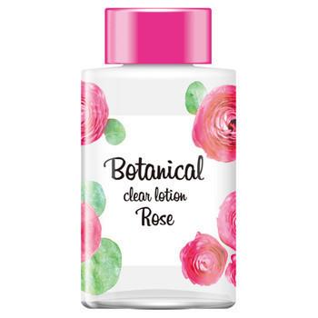 ボタニカル クリアローション フローラルローズの香り / 200ml
