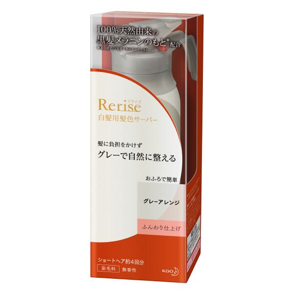 白髪用髪色サーバー グレーアレンジ ふんわり仕上げ / 本体 / 155g(ショートヘア約4回分)