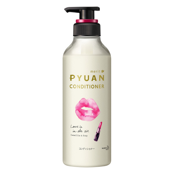 PYUAN シンプル&リラクシングコンディショナー / カメリア&ソープの香り