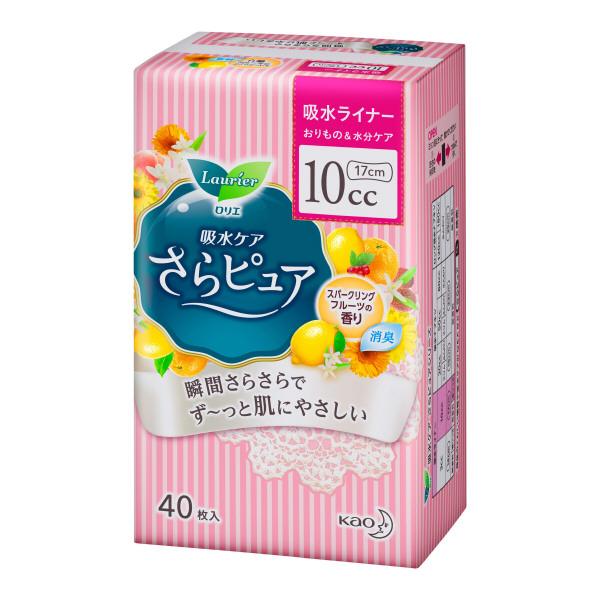 さらピュアスリム10cc / 40枚 / フルーツの香り
