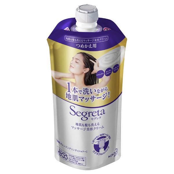 洗えるマッサージ美容クリーム / 詰替え