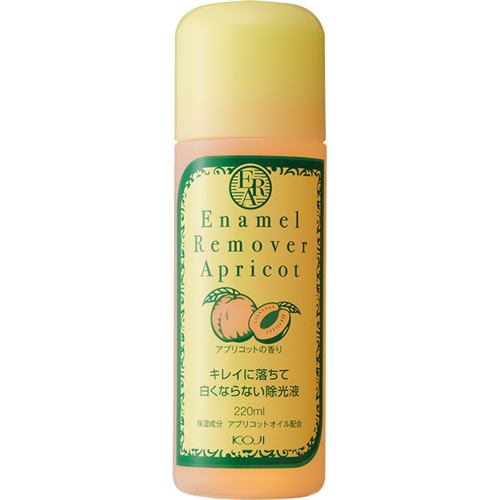 エナメルリムーバー <アプリコットの香り> / 220mL