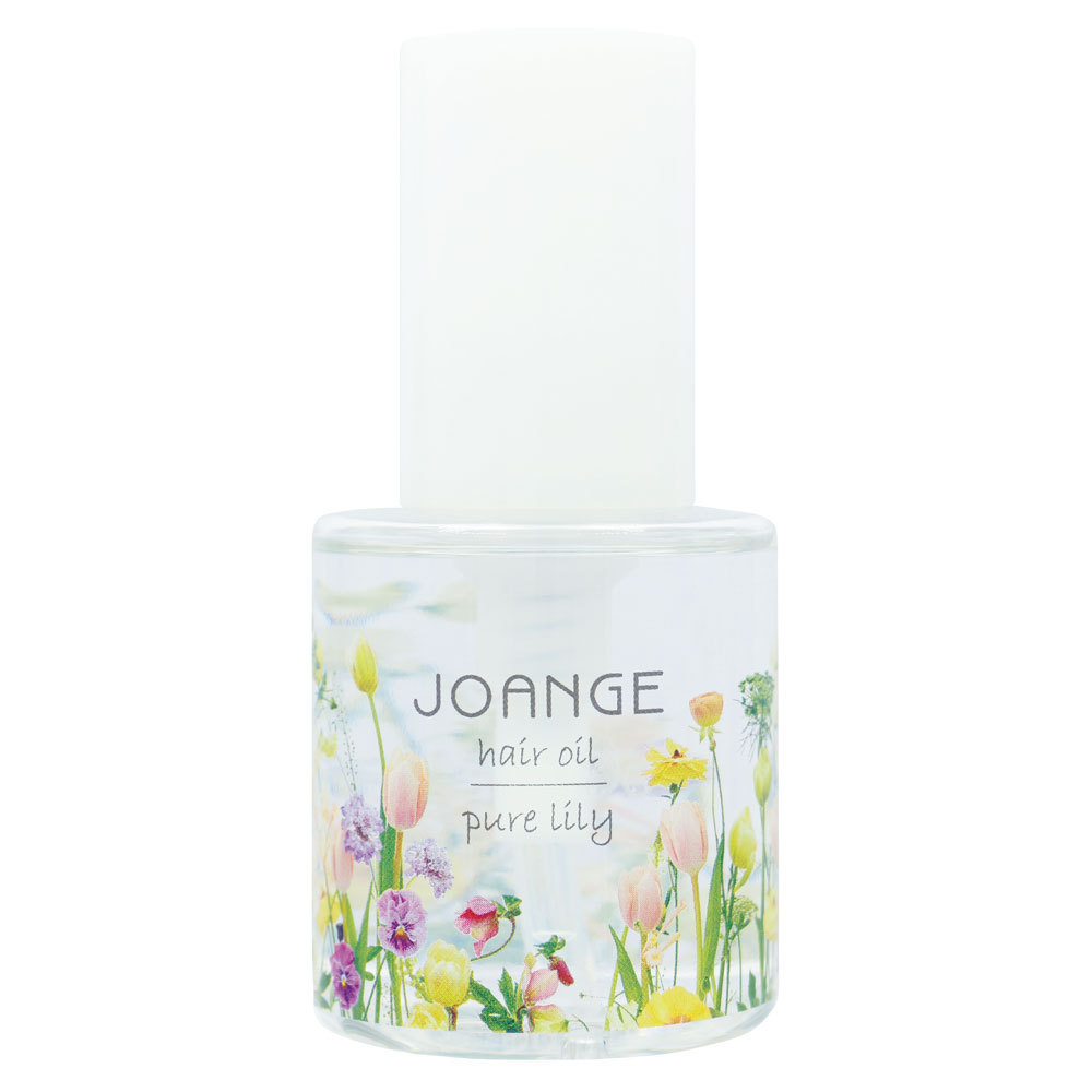ジョアンジュ カラーケア ヘアオイル ピュアリリィの香り / 本体 / 80mL