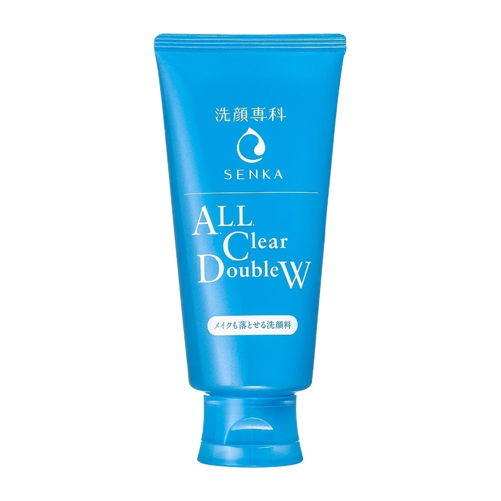 メイクも落とせる洗顔料 / 120g / やさしく香るみずみずしいフローラルの香り