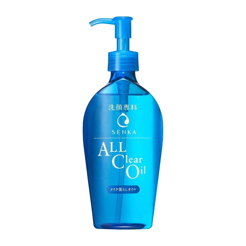 オールクリアオイル / 本体 / 230mL / やさしく香るみずみずしいフローラルの香り