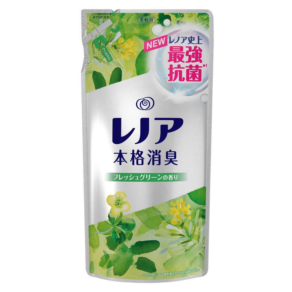 レノア本格消臭 フレッシュグリーンの香り / 詰替え / 450ml