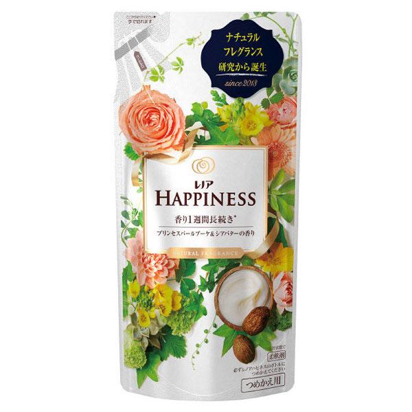 レノアハピネス ナチュラルフレグランス プリンセスパールブーケ&シアバターの香り / 詰替え / 400ml