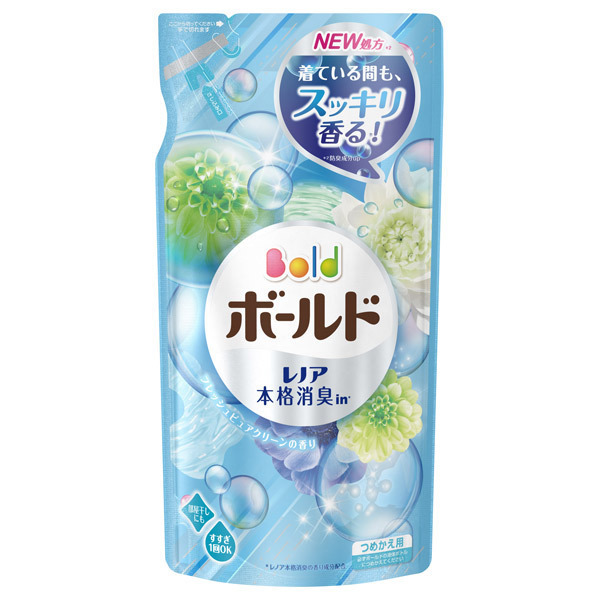 ボールドジェル アクアピュアクリーンの香り / 詰替え / 715g