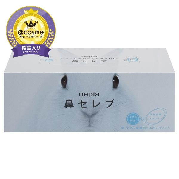 鼻セレブ ティシュ(ティッシュ) / 400枚(200組)