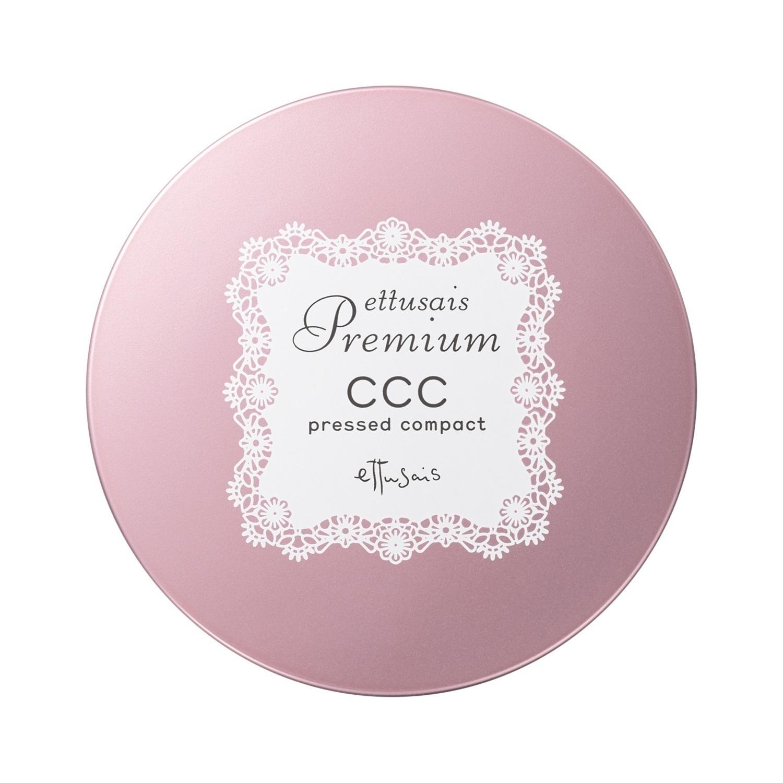 プレミアム CCCプレストコンパクト / 本体 / 6g / さらさら / 無香料