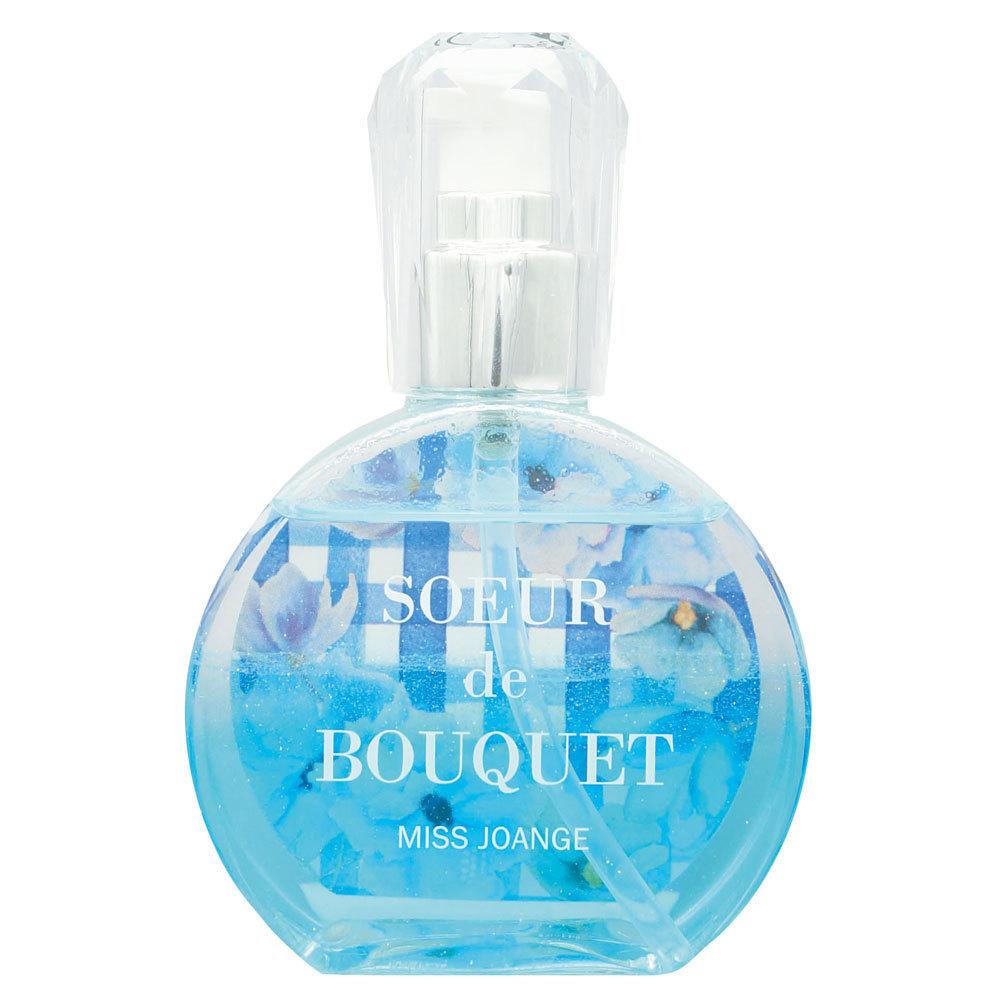 ミスジョアンジュ フレグランス カクテルヘアオイル b / 清潔感のあるコットンリリィの香り / 120mL