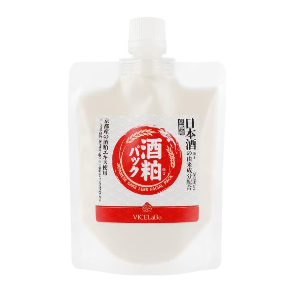 酒粕パック / 本体 / 170g / ほんのり日本酒の香り