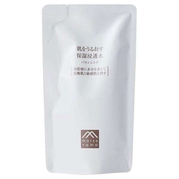 肌をうるおす保湿浸透水 バランシング 詰替用 / 110ml