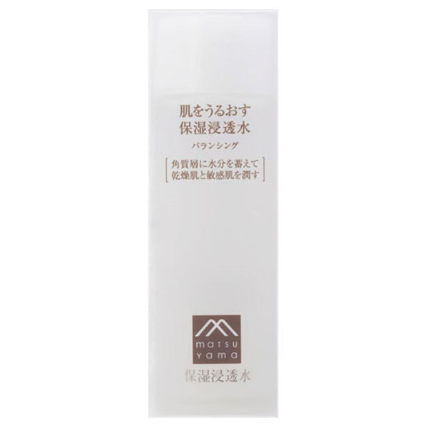 肌をうるおす保湿浸透水バランシング / 120ml