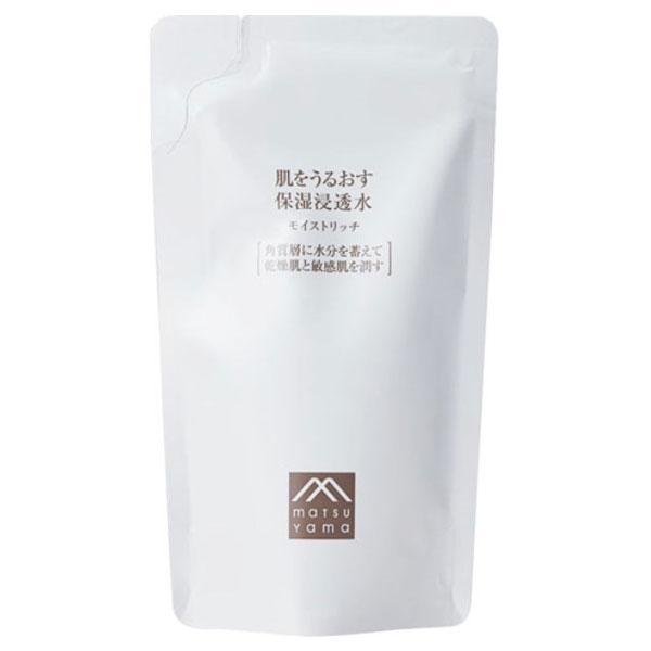 肌をうるおす保湿浸透水 モイストリッチ 詰替用 / 110ml