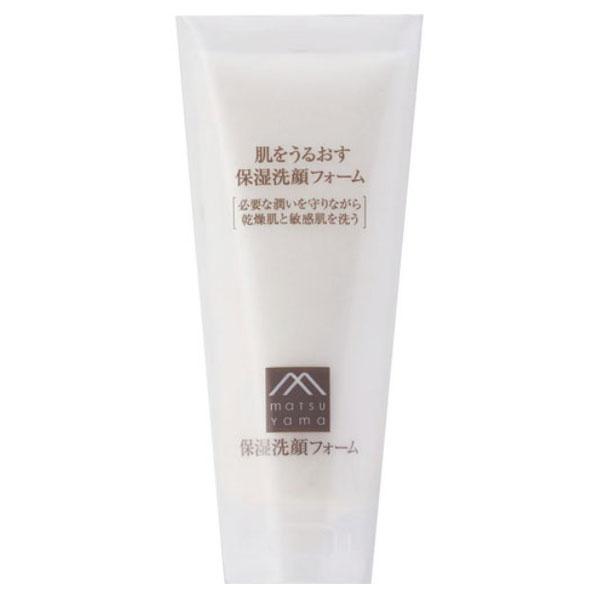 肌をうるおす保湿洗顔フォーム / 100g