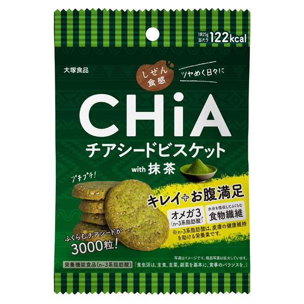 しぜん食感 CHiA 抹茶 / 25g