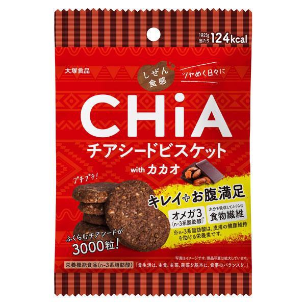 しぜん食感 CHiA カカオ / 25g