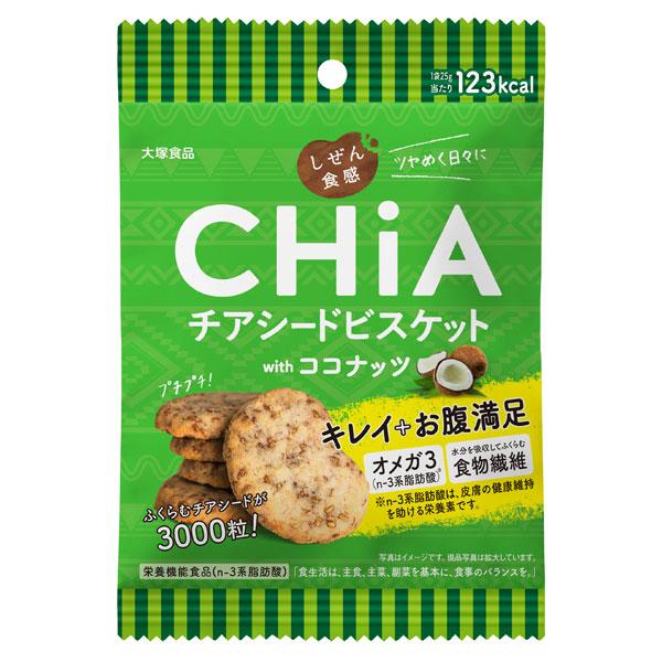 しぜん食感 CHiA ココナッツ / 25g