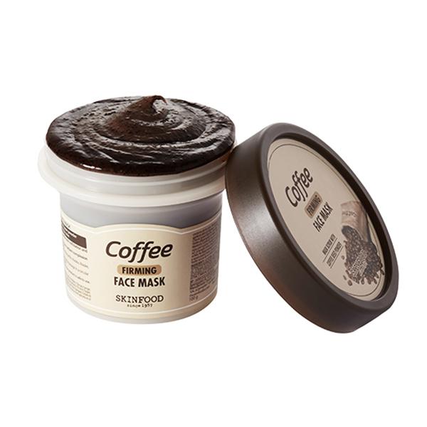 コーヒー ファーミング フェイスマスク / 本体 / 100g / すっきり / ほろ苦いコーヒーの香り