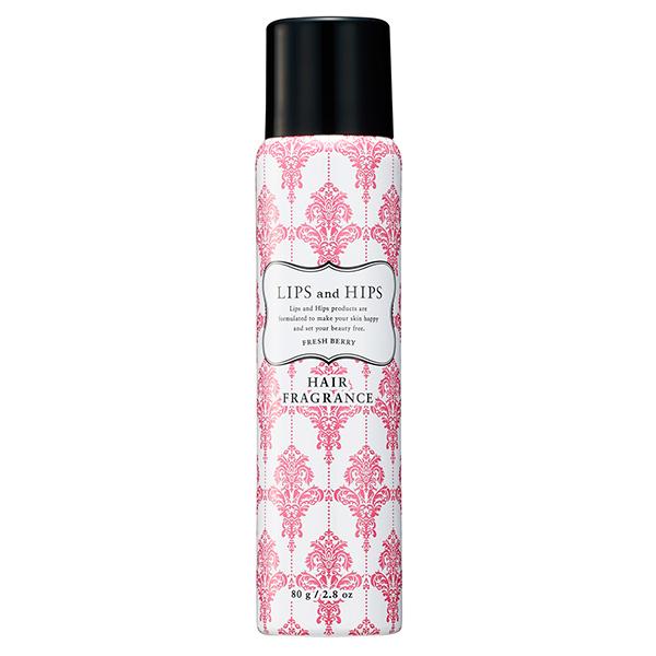 ヘアフレグランス フレッシュベリーの香り / 80g