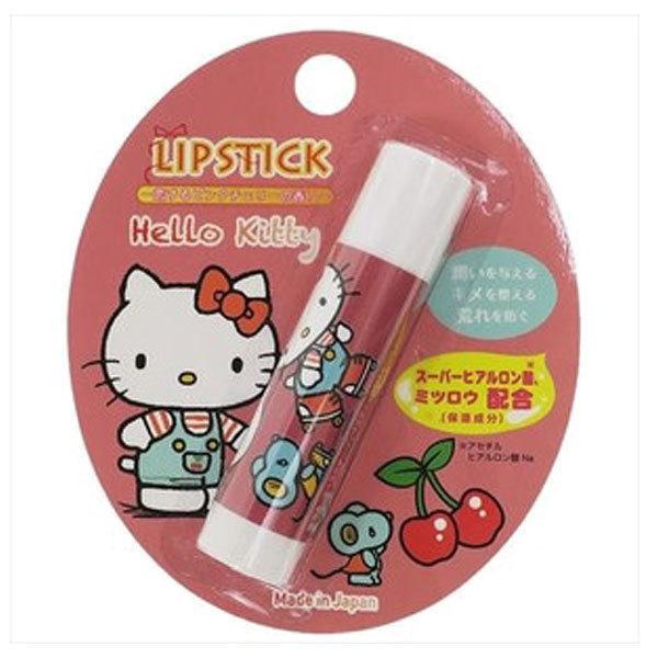 ハローキティ リップクリーム / 1本 / 恋するピンクチェリーの香り