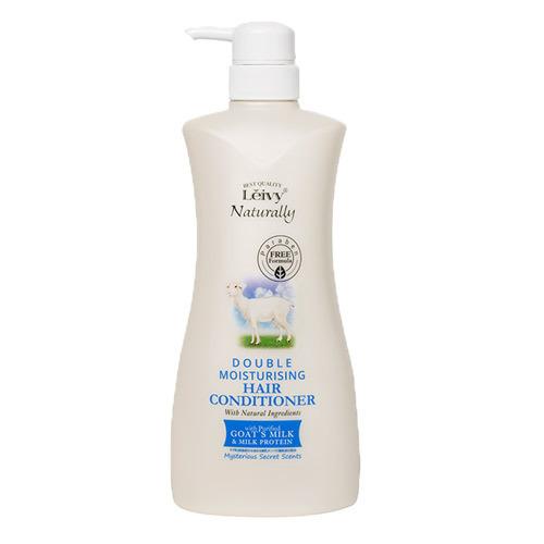 ヘアコンディショナーゴートミルク&ミルクプロテイン / コンディショナー(本体) / 750ml / ミステリアスな秘密の香り