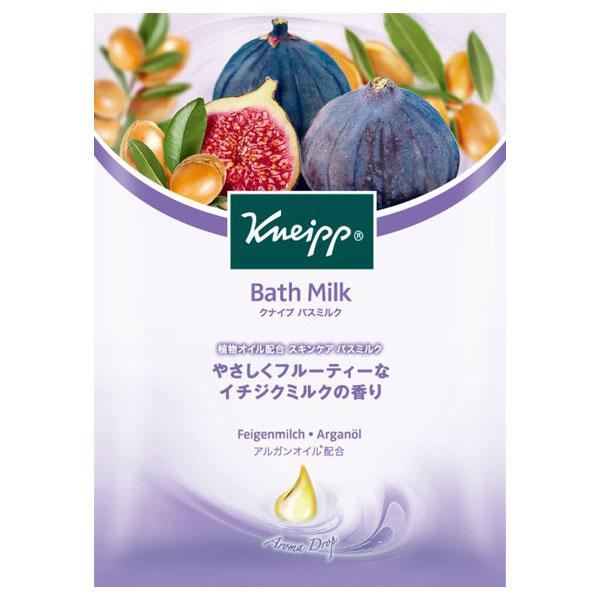 クナイプ バスミルクイチジクミルクの香り