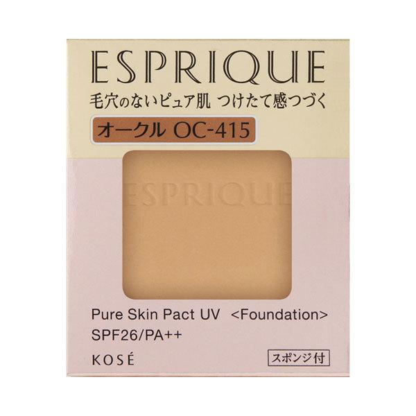 ピュアスキン パクト UV / SPF26 / PA++ / OC-415 オークル / 9.3g