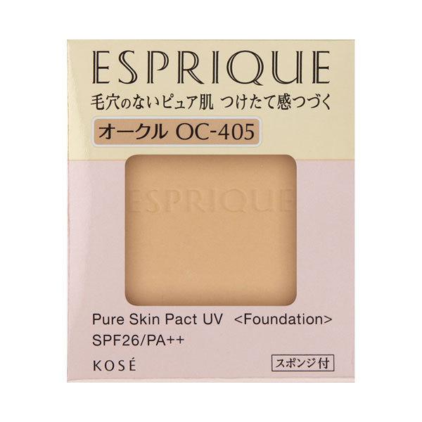 ピュアスキン パクト UV / SPF26 / PA++ / OC-405 オークル / 9.3g