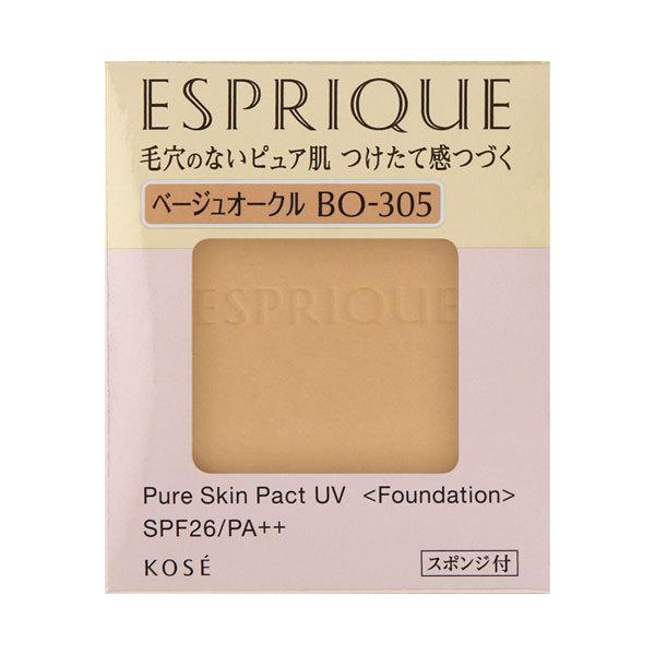 ピュアスキン パクト UV / SPF26 / PA++ / BO-305 ベージュオークル / 9.3g