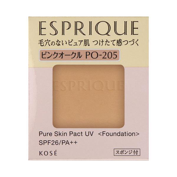 ピュアスキン パクト UV / SPF26 / PA++ / PO-205 ピンクオークル / 9.3g