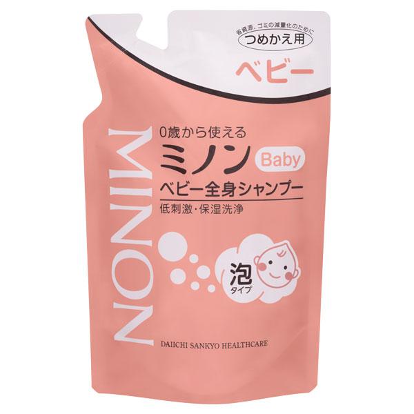 ミノンベビー 全身シャンプー / 詰替え / 300ml / 無香料