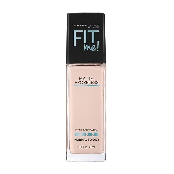 【アウトレット】フィットミー リキッド ファンデーション / 108 明るい肌色(ピンク系) / 30ml