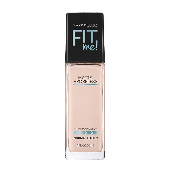【20%ポイントバック】フィットミー リキッド ファンデーション / 108 明るい肌色(ピンク系) / 30ml