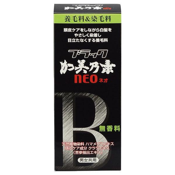 ブラック加美乃素NEO / 150mL / 無香料