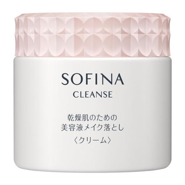 乾燥肌のための美容液メイク落とし<クリーム> / ほのかな花優甘(はなゆうか)の香り
