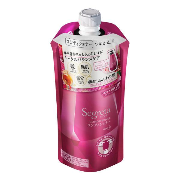 コンディショナー / コンディショナー詰替え / 340ml / 気分華やぐアロマティックローズの香り