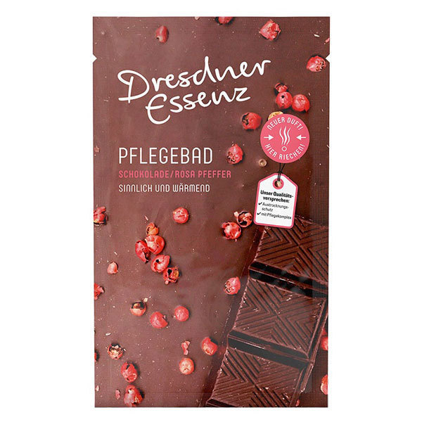 DE バスエッセンス チョコレートピンクペッパー / 本体 / しっとり / 甘いチョコレートの香り