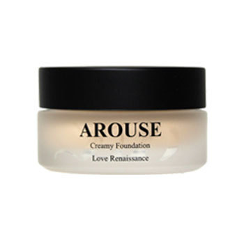 AROUSE クリーミー ファンデーション / 【Art-20】ナチュラル / 30g / 自然な標準の肌色