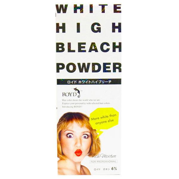 ホワイトハイブリーチパウダー&ロイド オキシ6% / 1セット